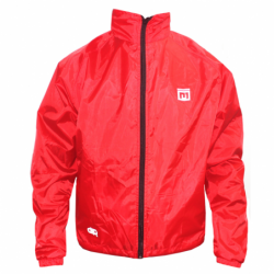 Raincoat COMAS Red