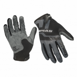 COMAS Race Gloves GREY