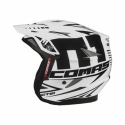 COMAS CT01 Race Moto Helmet...