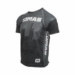 Comas Short Sleeve Jersey Grey