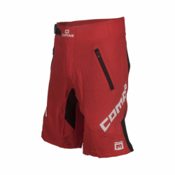 Comas technical short pant Red