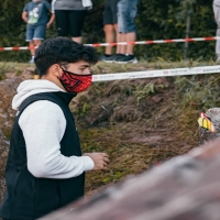 We hope you all stay safe guys! 😷  📸 @llucpmedia   @isbsport @isbcycling @wd40bike @originalwd40_es @m4racingparts @sergi.llongueras  #biketrial #sundayfunday #bike #facemask #trial #comastrial #trials #timefortrials #mtb #bikelife #worldchampion